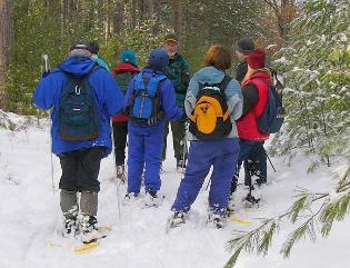 Quabbin Trails program